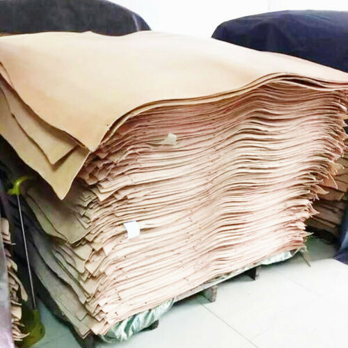 FULL GRAIN TOOLING VEG TAN NATURAL LEATHER THICKNESS 2/3-3/4-4/5 OZ