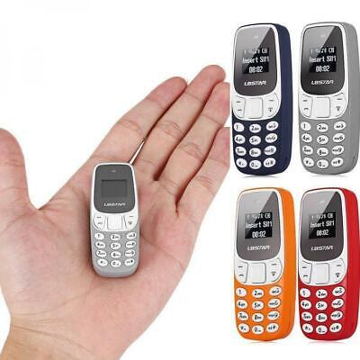 Mini telefono tiny dual sim bluetooth dialer nuovo bm10 trand 2019 auricolare