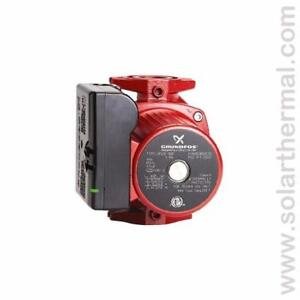 Grundfos 3-Speed Circulation Pump UPS 26-150F (95906630) - Cast Iron with flange connection