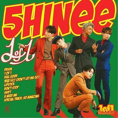 SHINEE [1 OF 1] 5th Album Limited Edition Cassette Tape Ver. K-POP SEALED