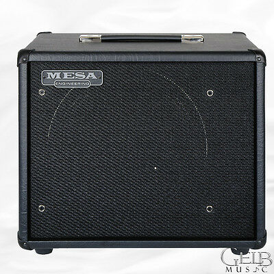 Mesa Boogie Thiele Box Compact Design 1x12 Guitar Speaker Cabinet - 0.112T.BB.CO for sale  Shipping to South Africa