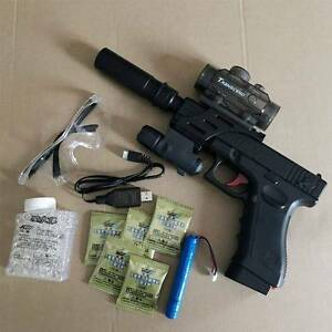 Toy G17 Gel Ball Gun Nerf Shooter Water Toy Bondi Junction Eastern Suburbs Preview