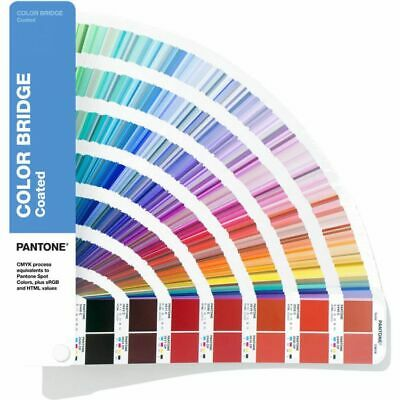 Pantone Color Bridge Guide Coated Gg6103a Color Reference Guide