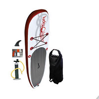 "8'6"" Inflatable Stand Up Paddleboard SUP"