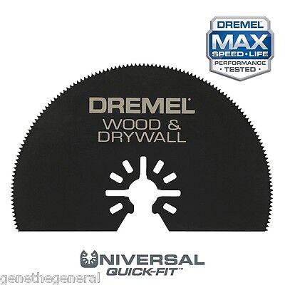 2 New Dremel Multi-max Mm450 3 12 Universal Fit Wood Drywall Saw Blade