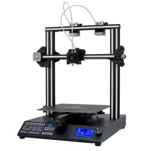 Geeetech 3D Printer A20M  Break-resuming capability 2 in 1 o