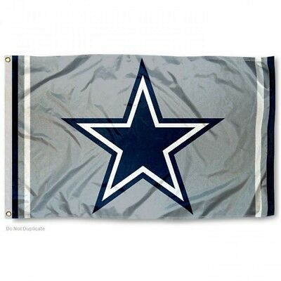 Dallas Cowboys Flag 3X5 Nfl Team Logo Banner  Free Shipping