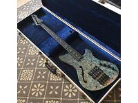 Gator Journeyman GW-JM Deluxe Bass guitar hardcase