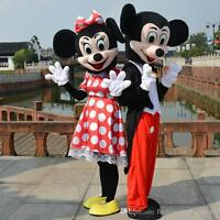 Mickey & Minnie Mouse Costume Rentals