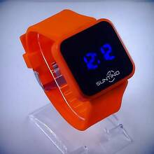 *SALE* Suntino Touch LED Fashion Watch - Colour Your Life Melbourne CBD Melbourne City Preview