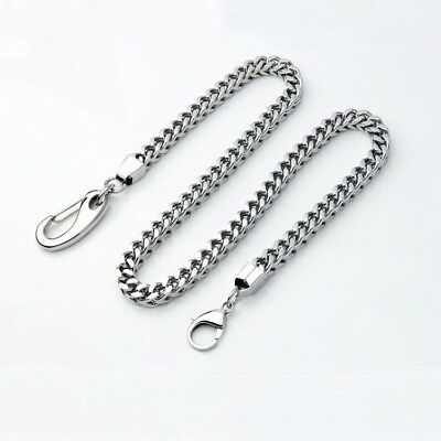 "Thick Basic Biker Trucker Keychain 23"" Strong Leash Key Jean Wallet Chain Style"