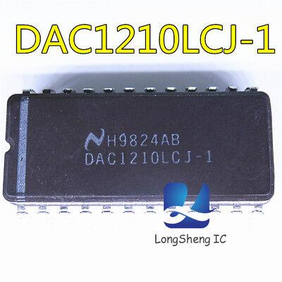5pcs Ns Dac1210lcj-1 Dip-24 12-bit Up Compatible New