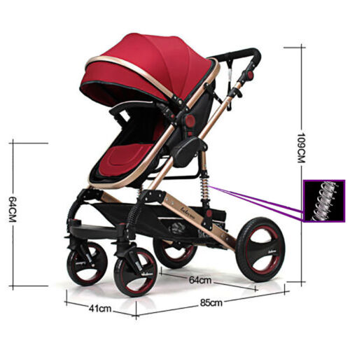 Shop online Foldable Outdoor Stroller Belecoo Carriage