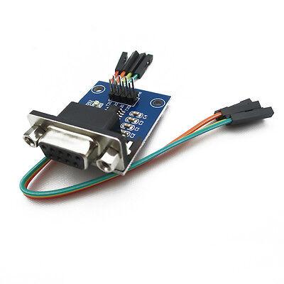 1pcs Rs232 To Ttl Converter Module Com Serial Board Max232cse Transfer Chip