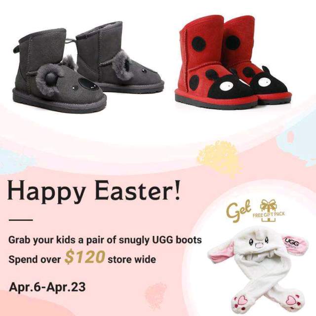 7dc7c09c0b2 UGG EXPRESS WARRINGAH MALL EASTER PROMOTION | Women's Shoes ...