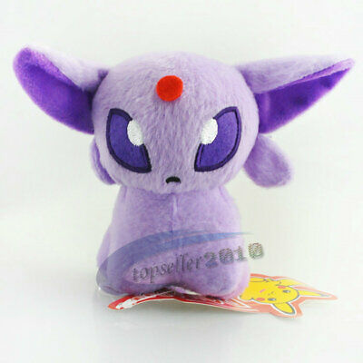 Pokemon Plush Pocket Monster Eevee Anime Toys Soft Stuffed Doll Gifts 10