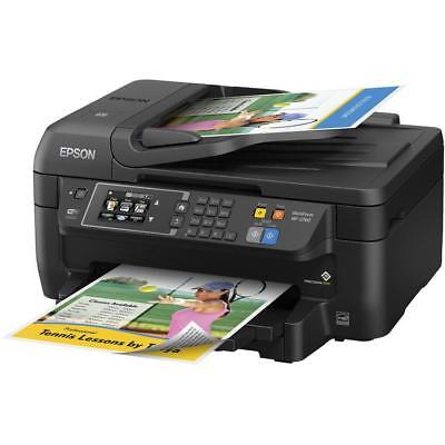 Epson WorkForce WF-2760 All-In-One Inkjet Printer #C11CF77201