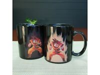 Dragon Ball heat mug Brand new in box