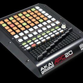 Akai Apc20 - barely used £150 - original packaging FREE POSTAGE