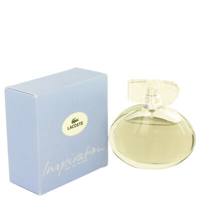 Lacoste Inspiration by Lacoste 1.7 oz EDP Spray Perfume for Women New in Box