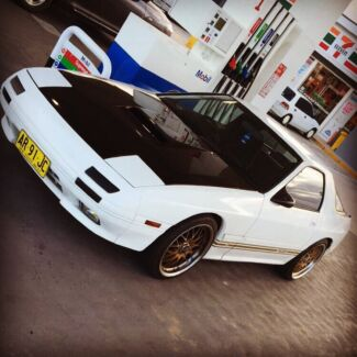 rx7 series 5 turbo P PLATE LEGAL!!  Bringelly Camden Area Preview