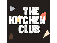Waiters/bartenders- The Kitchen Club Bournemouth