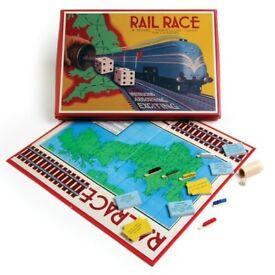 Rail Race Game **new unused sealed**