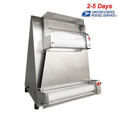 370w Automatic Pizza Dough Roller Sheeter Machinepizza Making Machine 0.5-5.5mm