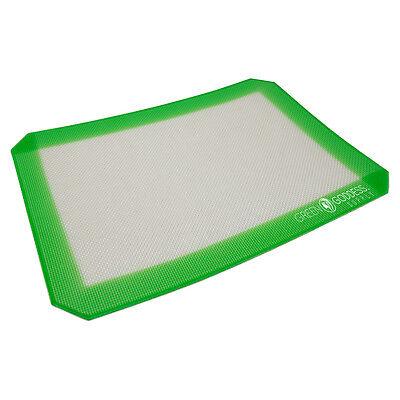 """Non-Stick Medical Grade Silicone Baking Mat 8""""x12"""" - Green Goddess Supply"""