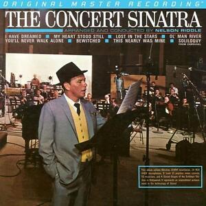 Frank Sinatra the Concert Sinatra Mobile Fidelity Vinyl Record London Ontario image 1