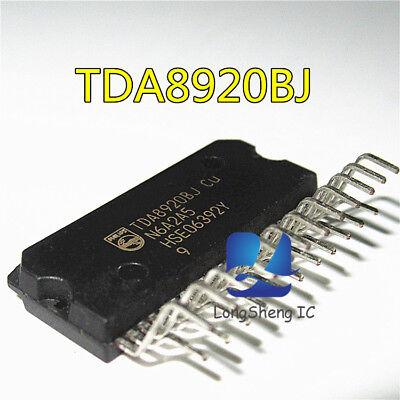 10pcs Tda8920bj Tda8920bjn2 Zip-23 Audio Power Amplifier Ic