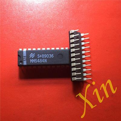5pcs Mm5484n 16-segment Led Display Driver