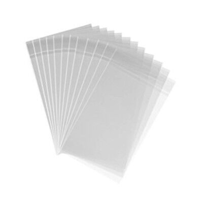 100 Ultra Clear Opp Bags With Self-adhesive Seal 2 X 3 Parts Jewelry Coins