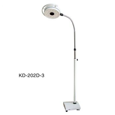 36w Mobile Light Surgical Medical Exam Light Dental Shadowless Cold Lamp 12 Led