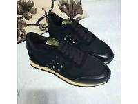 Valentino Black Caramel Spikes Sneakers Sizes 9-11 Available BRAND NEW