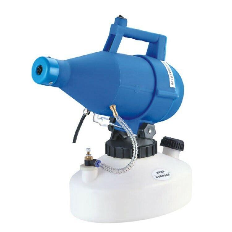 4.5L Portable Electric ULV Fogger ULV Disinfect Sprayer Sterilizer Sanitizer