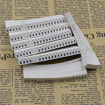170 Value 1206 Smd Resistor Kit 0r10mr 14w 5 3400pcs Rohs