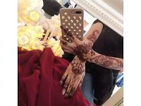 MOBILE HENNA ARTIST AVAILABLE FOR PARTIES/WEDDINGS/EVENTS AND INDIVIDUALS