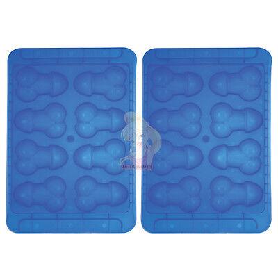 Blue Balls Bachelorette Party Favors Supplies Pecker Ice Cube Trays](Party Balls)