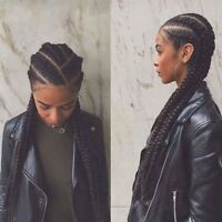 TRESSES, Twist, tissage, (crochet,braid twist faux locs)