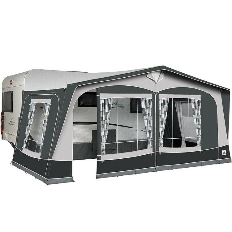 Caravan awning - Dorema Exclusive 250 size 12 (925-950cm ...