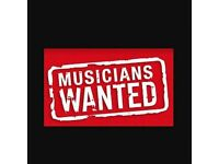 Male and Female Singers Wanted for a Project