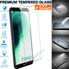 Genuine TEMPERED GLASS Invisible Screen Protector Cover For Huawei P Smart