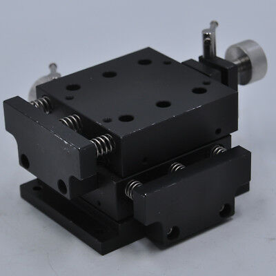 Xy 2-axis Xy Stage Linear Table Positionersize 8080mmtravel 6mm
