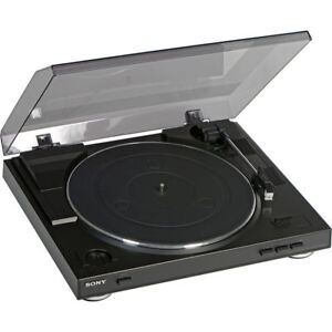 Turntable Sony PS-LX300USB with USB out for sale