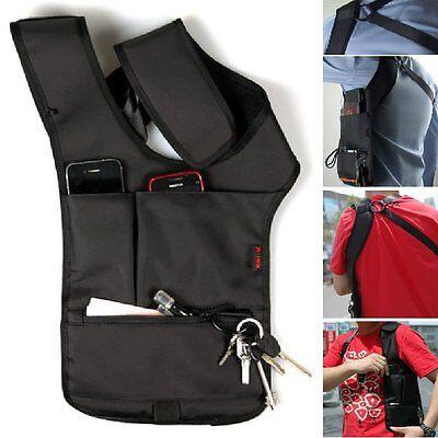 Herren Schulter Tasche Männer Schultertasche Umhängetasche Bodybag Crossover