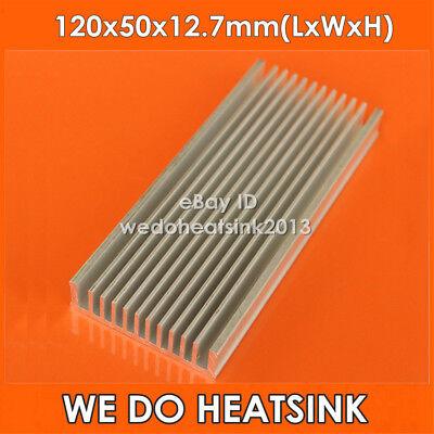 120x50x12.7mm Diy Led Power Heat Sink Aluminum Profile Heatsink