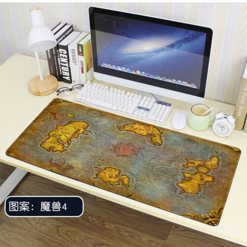 Keyboard Mat Gaming WOW4 Mouse Pad Cool And Fashionable World of Warcraft Large