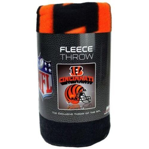 "NFL 50"" x 60"" Fleece Blanket, Mirror Style - Pick Your Team"
