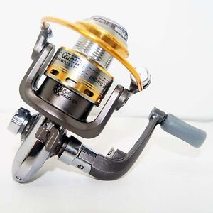 8-Ball-Bearing-High-Speed-5-1-1-QUNHAI-Spinning-Fishing-Reel-ST2000-Gray
